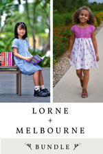 Lorne and Melbourne 2 Pattern Bundle