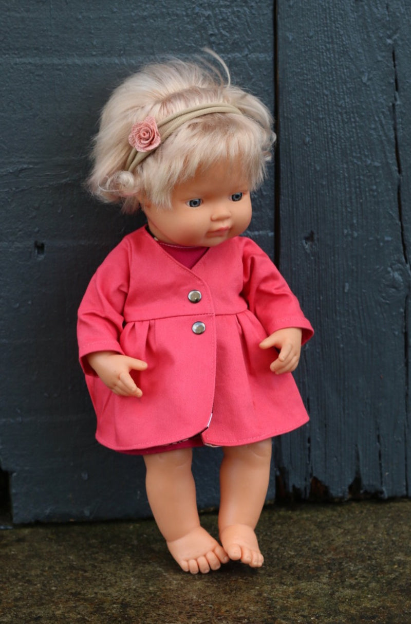 Marietta Girl and Doll 2 Pattern Bundle