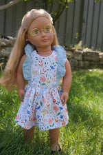 Monet Doll Dress