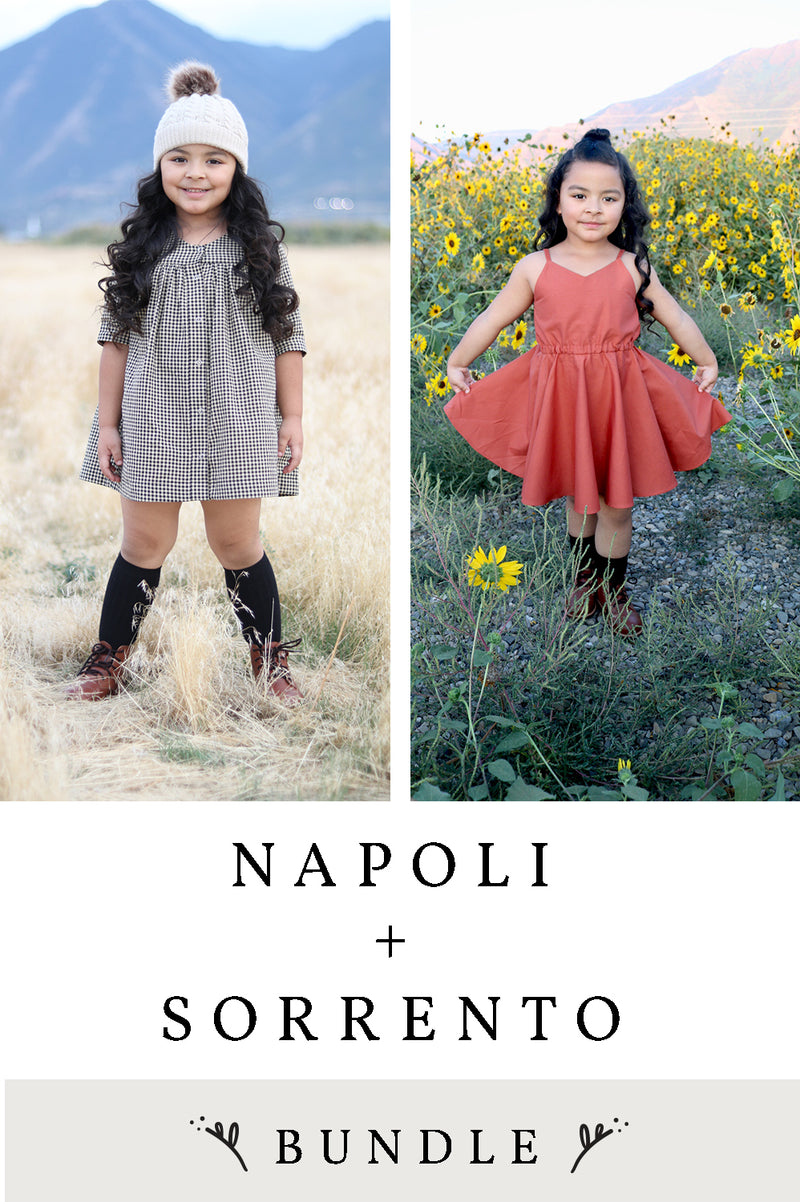 Napoli and Sorrento 2 Pattern Bundle