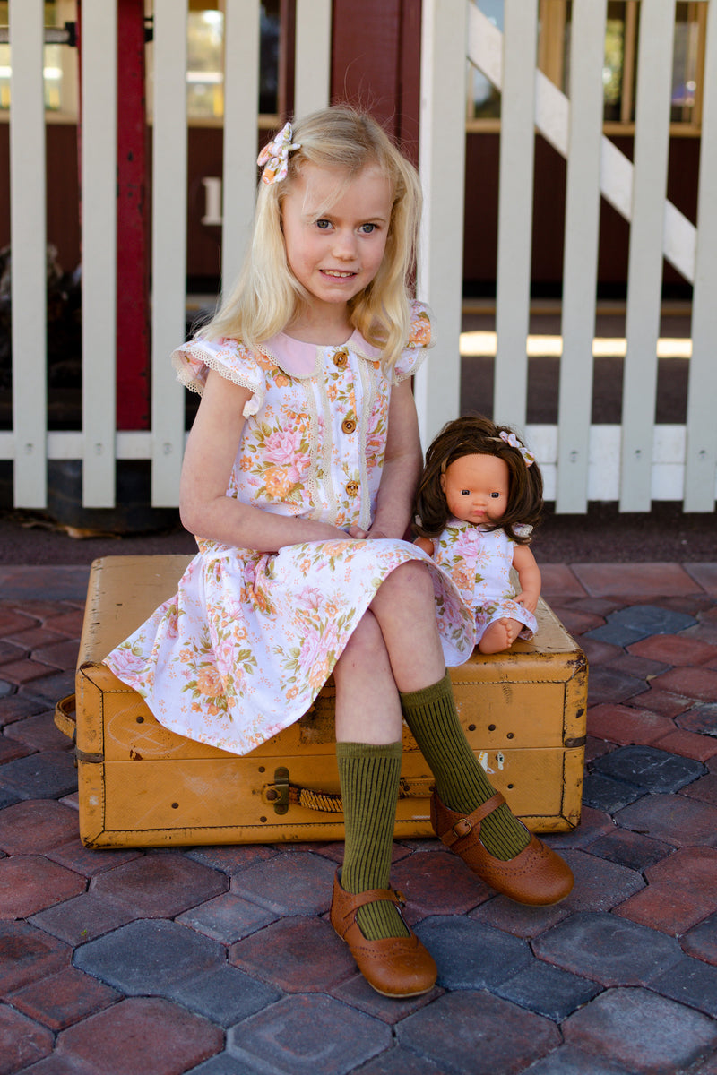 Nara Girl and Doll 2 Pattern Bundle