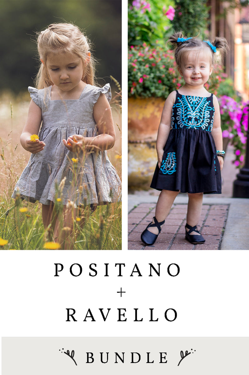 Positano and Ravello 2 Pattern Bundle