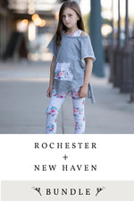 Rochester and New Haven 2 Pattern Bundle