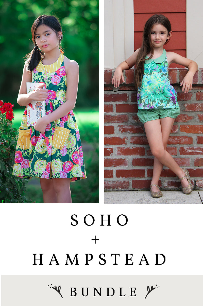 Soho and Hampstead 2 Pattern Bundle