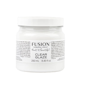 Fusion Mineral Paint: Clear Glaze - Lyla's: Clothing, Decor & More
