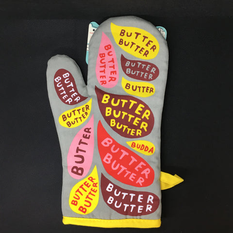 Butter Oven Mitt - Lyla's: Clothing, Decor & More - Plano Boutique