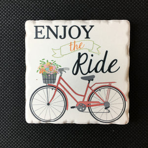 Enjoy the Ride Magnet