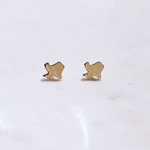 Texas State Studs Earring - Lyla's: Clothing, Decor & More - Plano Boutique