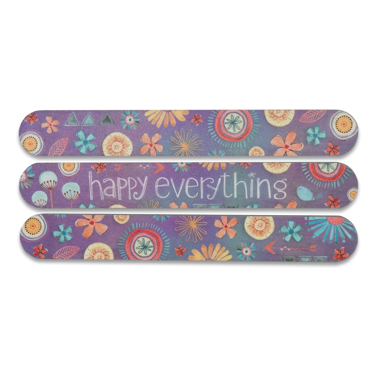 Happy Everything Emery Boards