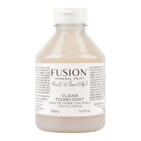 Fusion Mineral Paint: Tough Coat