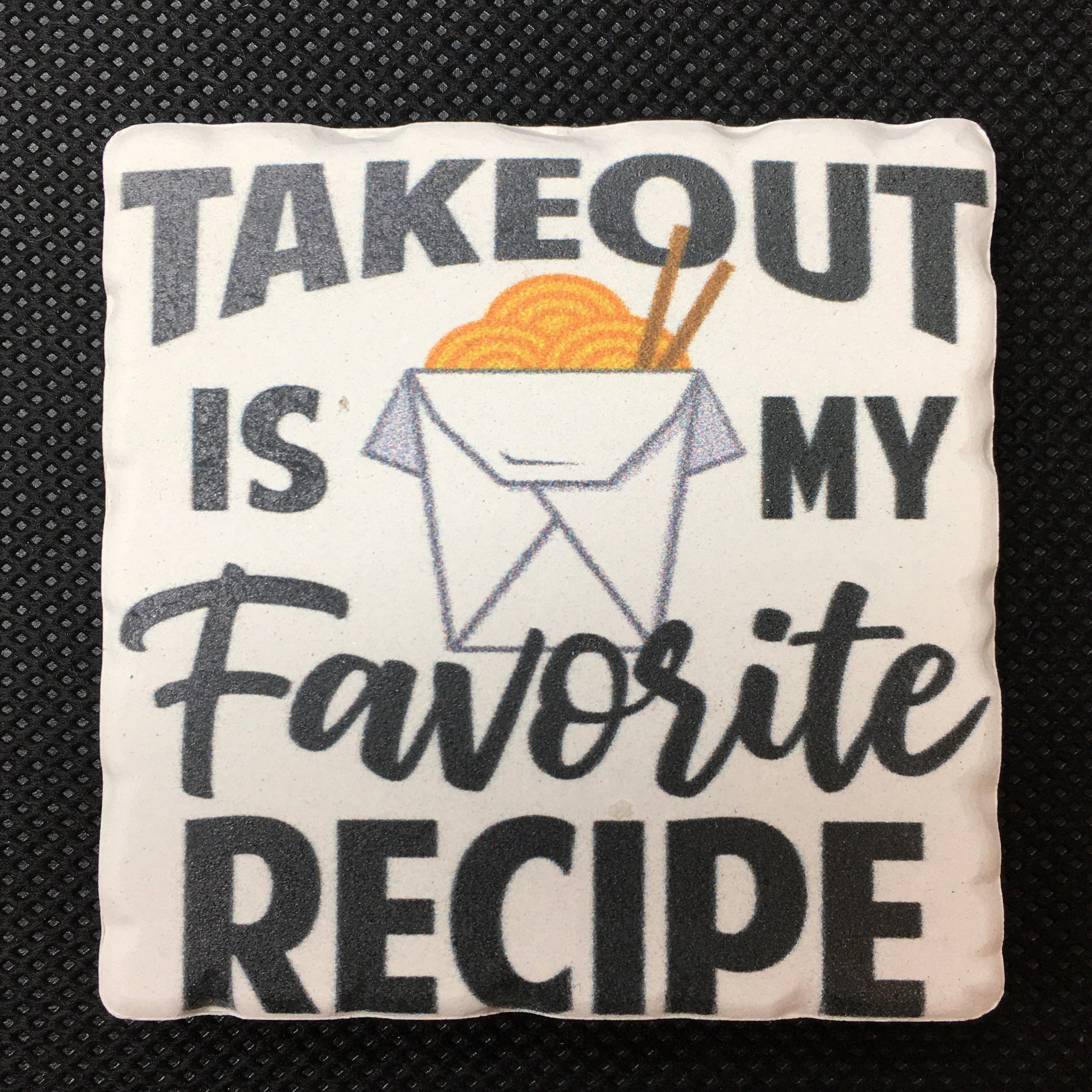 Takeout Magnet