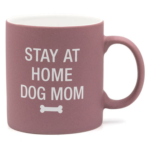 Stay At Home Dog Mom Mug - Lyla's: Clothing, Decor & More - Plano Boutique