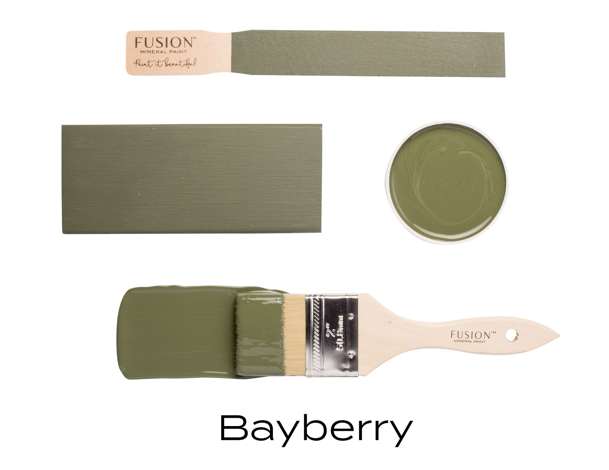 Fusion Mineral Paint: Bayberry - Lyla's: Clothing, Decor & More - Plano Boutique