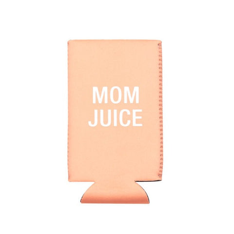 Mom Juice Slim Koozie - Lyla's: Clothing, Decor & More - Plano Boutique