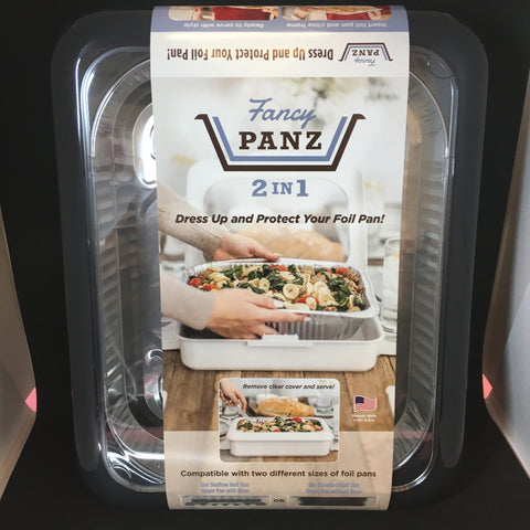 Fancy Panz: Charcoal Large