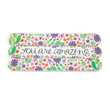 You Are Amazing Emory Boards - Lyla's: Clothing, Decor & More