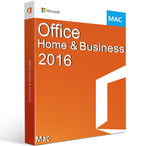 Microsoft Office Home and Business 2016 MAC EU  - Product key