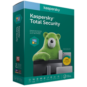Kaspersky Total Security 2021 1 Year 1 Dev Official website CD Key  - Product key