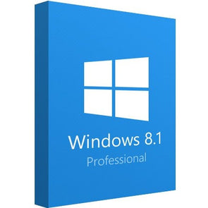 Windows 8.1 Pro  - Product key
