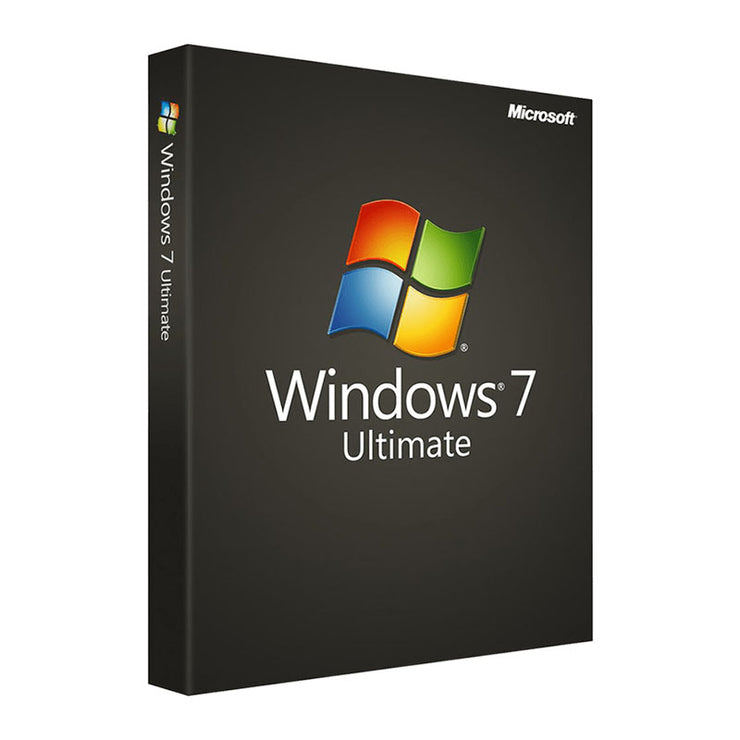 Windows 7 Ultimate- Product Key