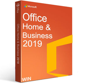 Microsoft Office Home Business 2019 /PC  - Product key