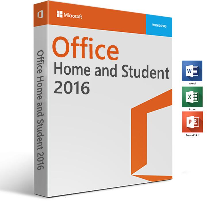 Microsoft Office Home and Student 2016  - Product key