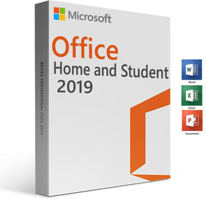Microsoft Office Home And Student 2019  - Product key