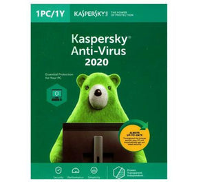 Kaspersky Antivirus 2021 - 1 Device  1 Year EU  - Product key