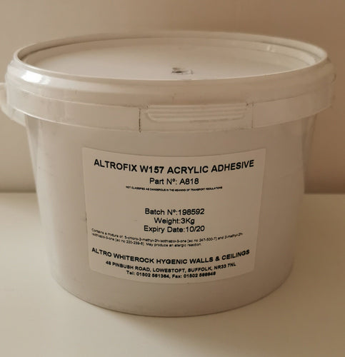 Altro W157 Water Based Adhesive - Altrodirect