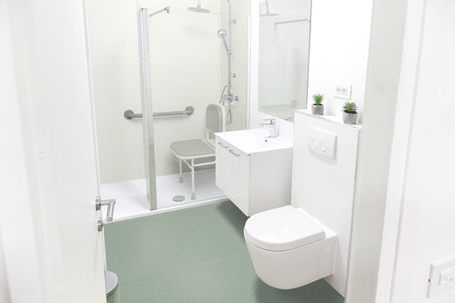 Altro Walls ShowerKit™ Kit 2, 2 Sheets, 1 x 2500mm x 1200mm & 1 x 2500mm x 800mm - Altrodirect