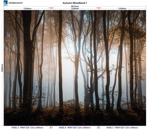 Altro Whiterock Digiclad Kit Autumn Woodland 1 - Altrodirect