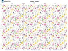 Load image into Gallery viewer, Altro Whiterock Digiclad Kit Graphic Floral 1 - Altrodirect