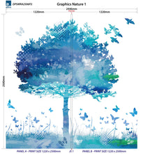 Load image into Gallery viewer, Altro Whiterock Digiclad Kit Graphic Nature 1 - Altrodirect