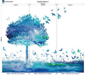Altro Whiterock Digiclad Kit Graphic Nature 1 - Altrodirect
