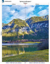 Load image into Gallery viewer, Altro Whiterock Digiclad Kit Spring Landscape 2 - Altrodirect