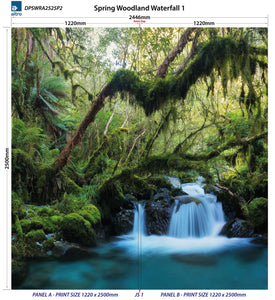 Altro Whiterock Digiclad Kit Spring Woodland Waterfall 1 - Altrodirect