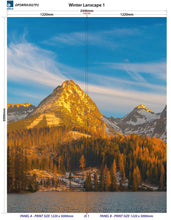 Load image into Gallery viewer, Altro Whiterock Digiclad Kit Winter Landscape 1 - Altrodirect