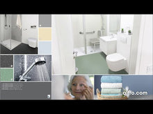 Load and play video in Gallery viewer, Altro Walls ShowerKit™ Kit 3 (Consists of 2 Sheets, 2 x 2500mm x 900mm)