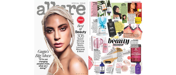 ALLURE BEST OF BEAUTY OCTOBER 2019 MAGAZINE FEATURE