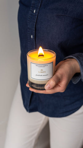 Lakes Candle