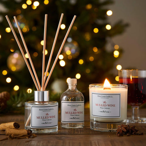 Mulled Wine Candle and Diffuser