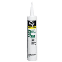 DAP ALEX Painter's Acrylic Latex Caulk 300ml Brilliant White