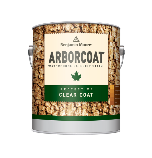 Arborcoat® Protective Exterior Waterborne Coat - Clear K636