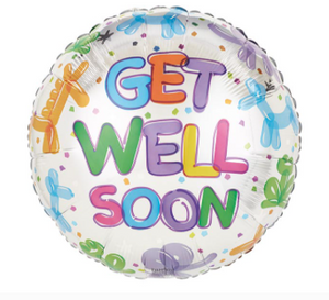 Balloon Animals Get Well Soon