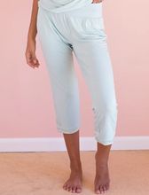 Load image into Gallery viewer, Pajama Capri Bottoms