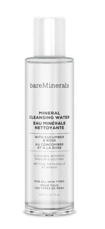 MINERAL CLEANSING WATER No-rinse micellar water