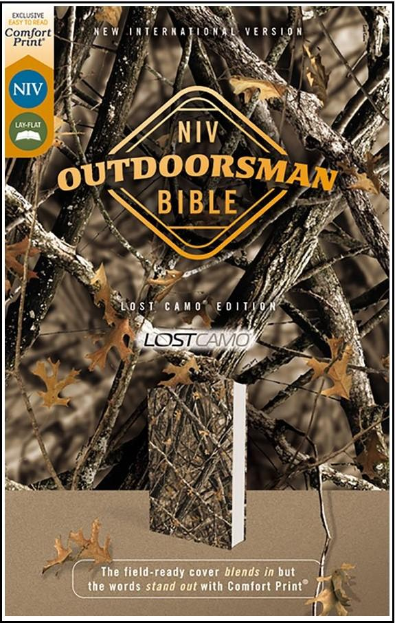 Outdoorsman Bible