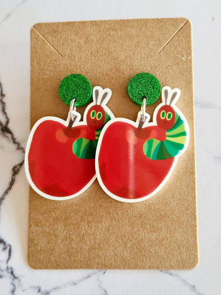 Hungry Caterpillar Apple
