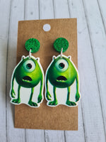 Mike Wasowski Monster's Inc