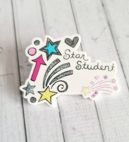 Star Student Badge